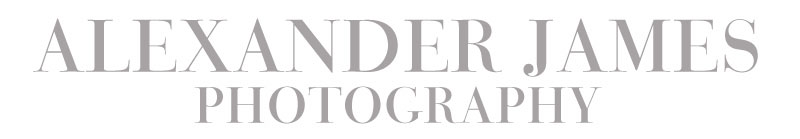 Alexander James Photography Logo